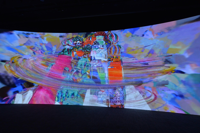 藝術展覽《俄羅斯 夢‧幻之旅》揉合藝術與科技 於 2015年6月27日登陸香江