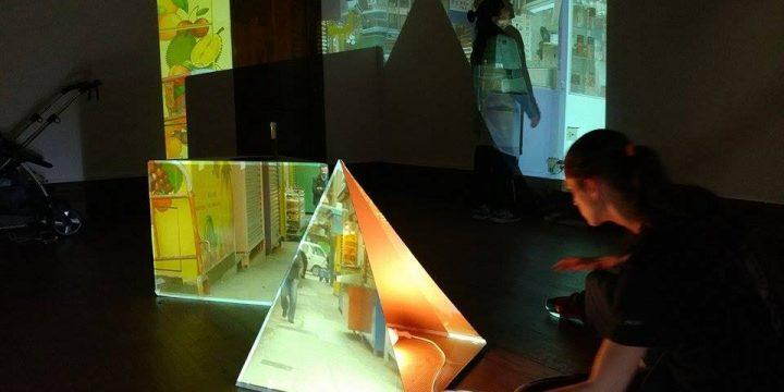 本土排檔搬上舞台 《流動建築》多媒體演出及互動展覽